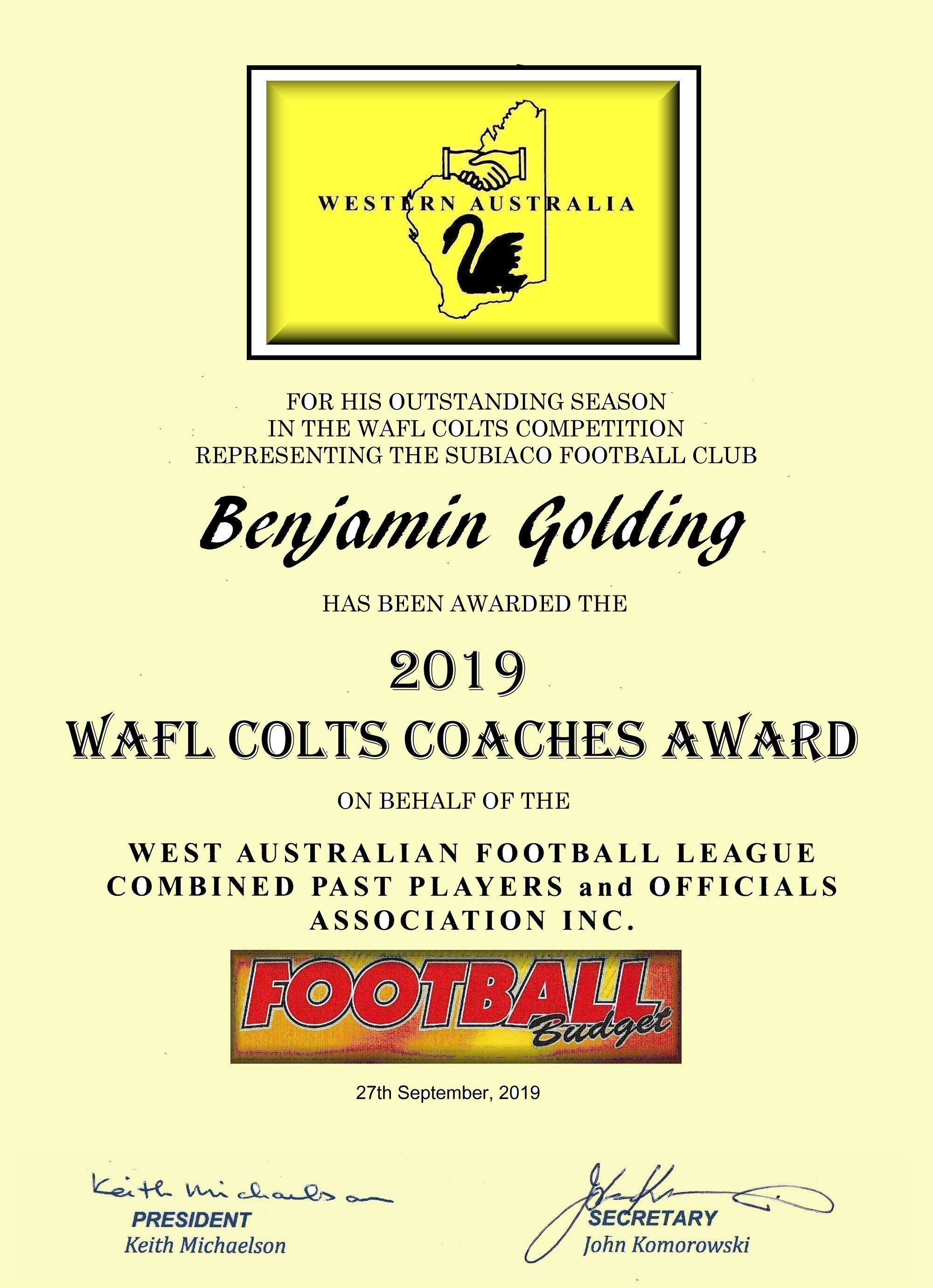 2019 Colts coaches award-5