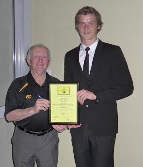 encouragement award subiaco